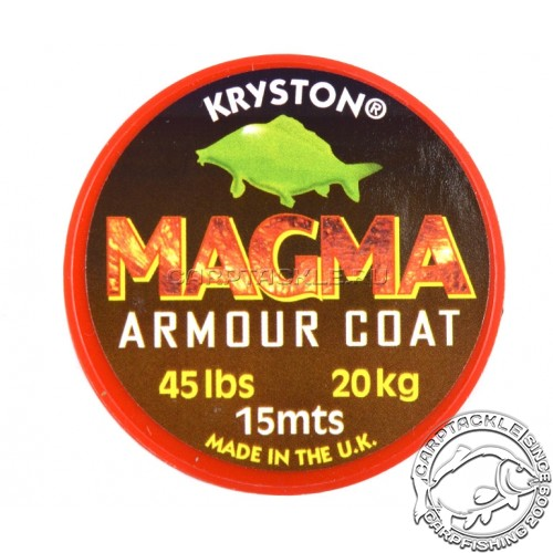 Поводковый материал Kryston Magma 45lb 15m