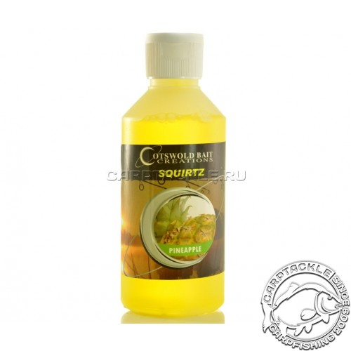 Аттрактант COTSWOLD BAITS Pineapple Liquid Booster 250ml