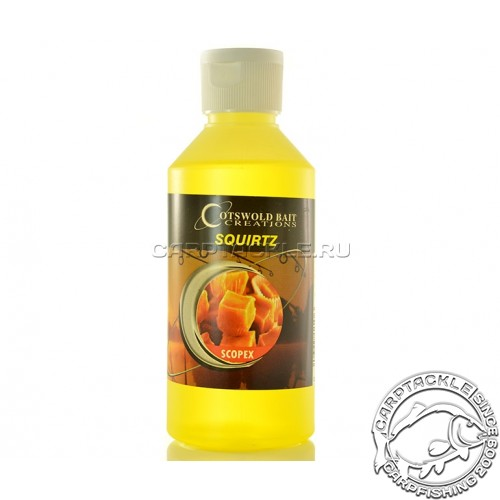 Аттрактант COTSWOLD BAITS Scopex Liquid Booster 250ml
