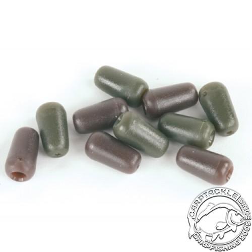 Буферная бусинка зелен FOX Knot Protector Beads Camo Green