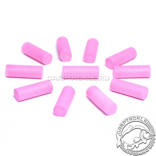 Пенка плавающая розовая Gardner Zig Rig Foam