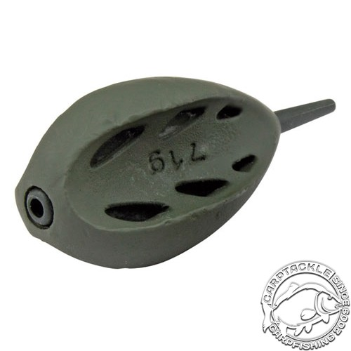 Грузило ин-лайн для пасты 42гр Fox Paste Bomb 1.5oz