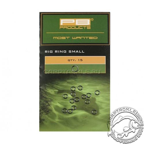 Кольцо металлическое PB Product Rig Rings Medium 3,7mm