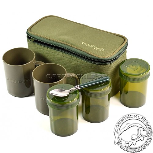 Набор для заварки чая/кофе Trakker NXG Brew Kit