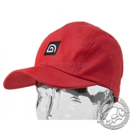 Бейсболка Trakker FIVE-PANEL CAP-RED