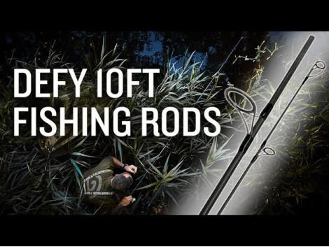 Trakker Products Defy Fishing Rods 10ft 3lb & 3.5lb