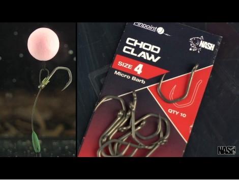 Chod Claw Hooks