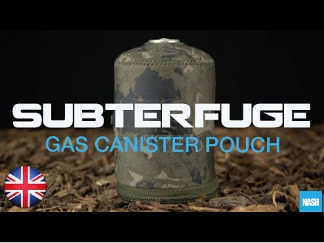 NASH SUBTERFUGE GAS CANISTER POUCH T3616