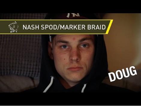 NASH SPOD/MARKER BRAID