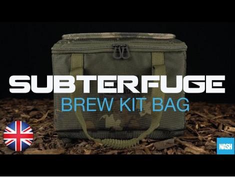 NASH SUBTERFUGE BREW BAG T3624