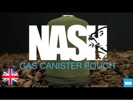 NASH GAS CANISTER POUCH T3566