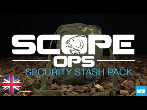 NASH SCOPE OPS SECURITY STASH PACK T3777