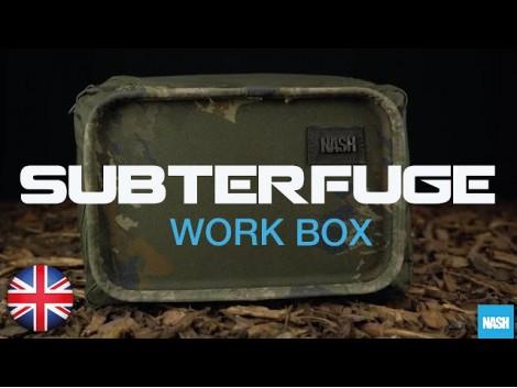 NASH SUBTERFUGE WORKBOX T3617