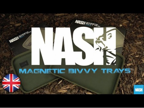 NASH MAGNETIC BIVVY TRAY T3593 T3592