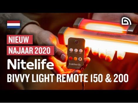Trakker Products Nitelife Bivvy Light Remote 150 & 200