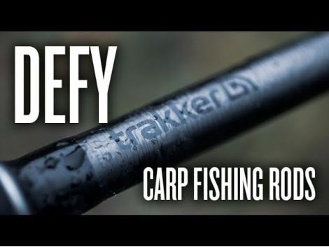 * NEW FOR SPRING 2019 * Trakker Defy Carp Fishing Rods – featuring Chris 'Bones' Holmes